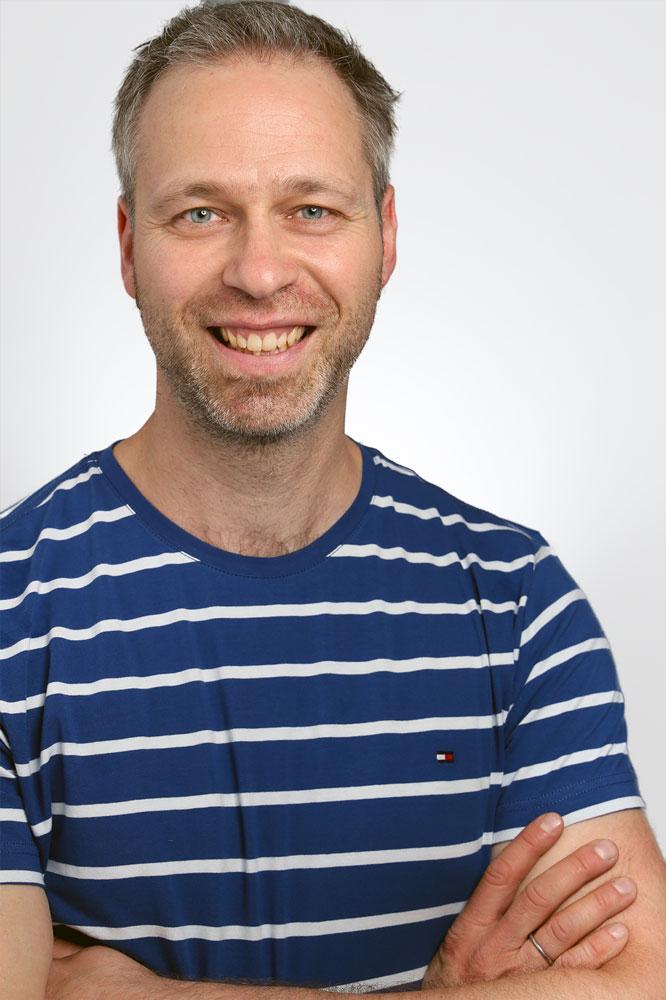 Porträt Dr. Baudendistel